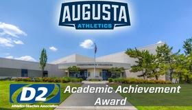 Jaguar Athletics Places 62 on D2ADA Academic Achievement Award List