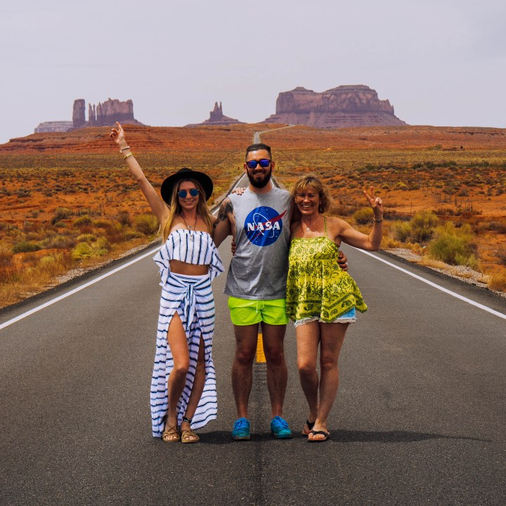 Road tripping the American South West in one week