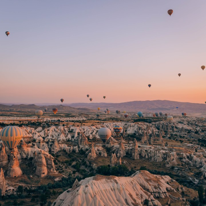 Cappadocia – the fairytale land that stole my heart