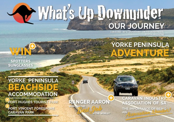 Wudu yorke peninsula adventure