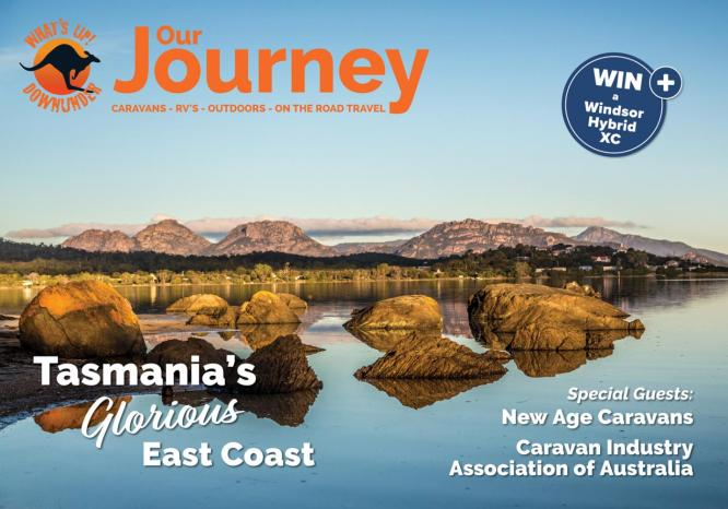 Our journey – tasmania's glorious east coast