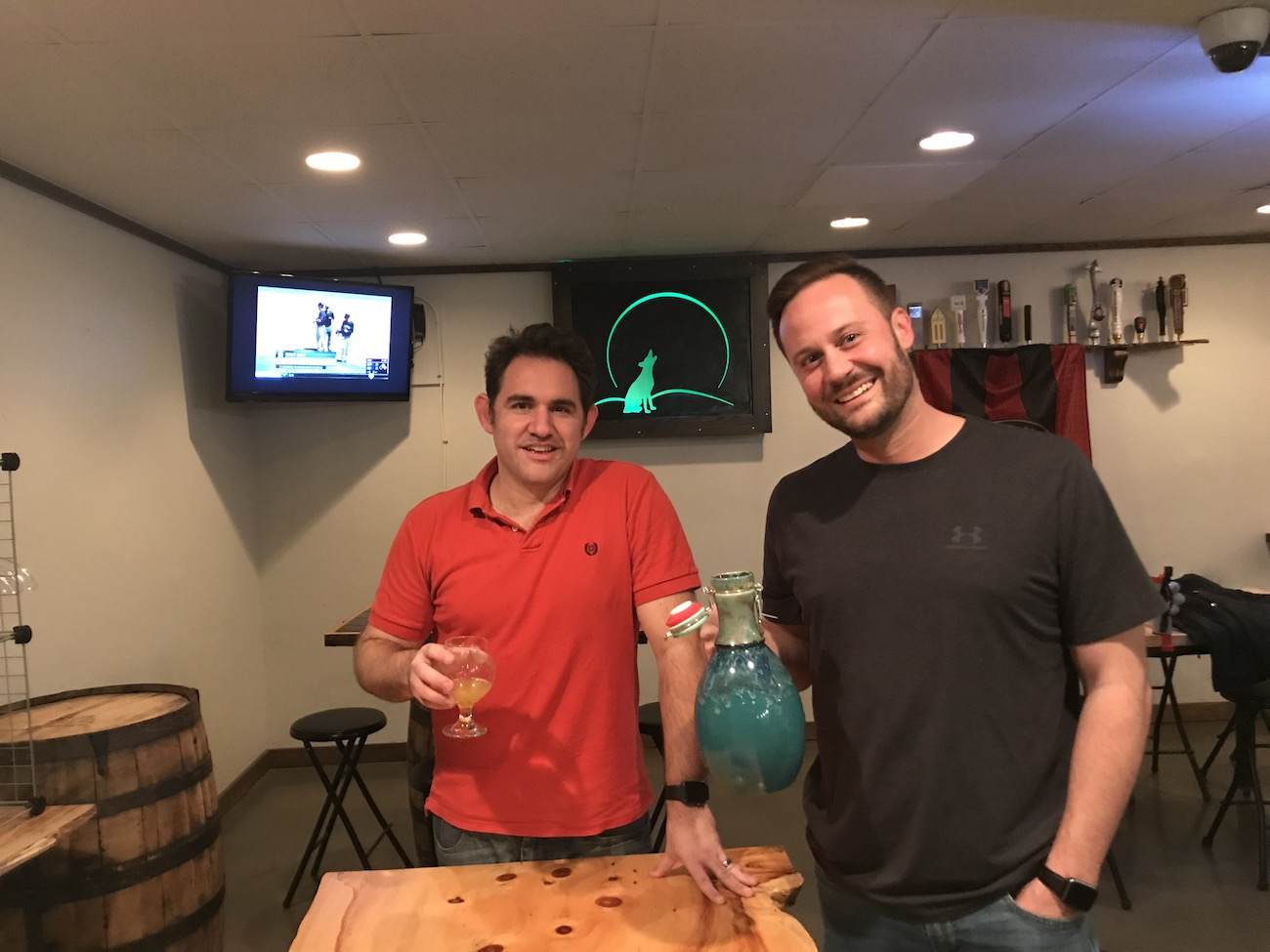 Two local idiots with basic AV knowledge visit Moondog Growlers