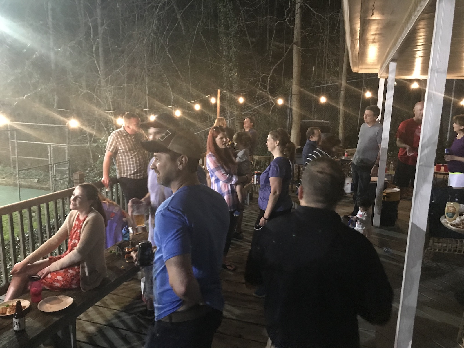 Spring Fever 2018 at the Georgetown Recreation Club