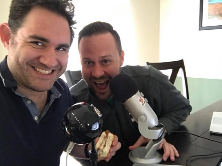 Matt and Justin from Whats up Dunwoody Podcast