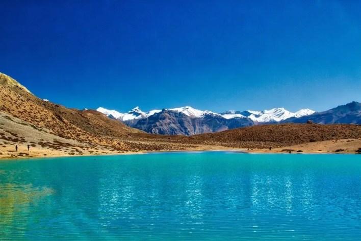 lake in Himachal