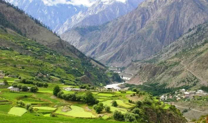 Village in Lahaul