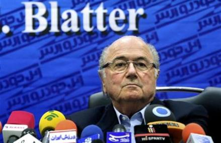 Blatter: Qatar World Cup should be Jan-Feb