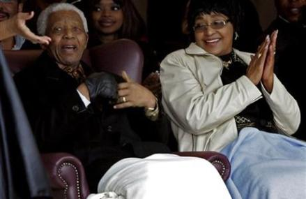 South African: archivists study Mandela missives