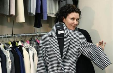 Washington's 'Scandal' closet holds many outfits