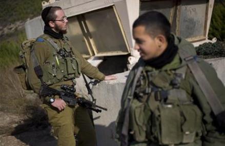 ISRAEL, LEBANON MOVE TO EASE TENSIONS