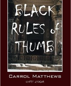 CMG DECEMBER BOOK # 2 Black Rules of Thumb: Quotes' of Color