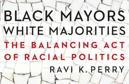 CMG JANUARY BOOK #1 OF THE MONTH IS Black Mayors, White Majorities:
