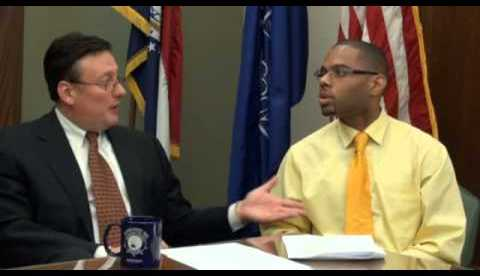 Interview with County Executive Mike Sanders