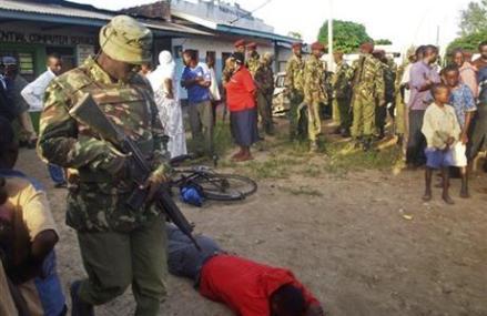 48 Kenyans dead: Witness: Gunmen spared Muslims