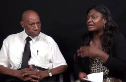 Interviews With Dr. Stanley Counts regarding the Micheal Brown incident