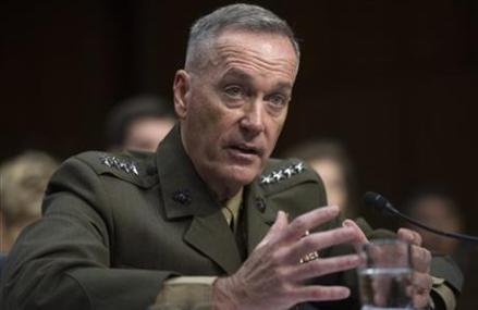 Joint Chiefs nominee: Russia is top security threat to US