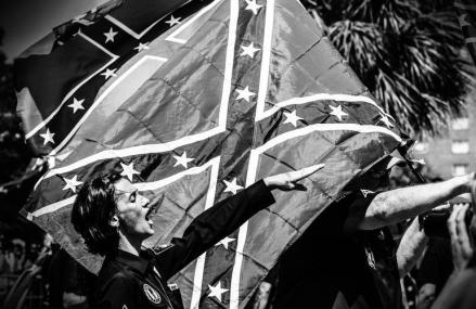 KKK rally leads to clashes at South Carolina capitol