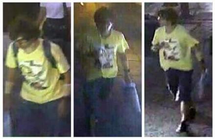 Police tell AP: Man in yellow shirt is Bangkok bomber