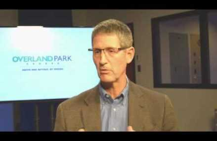 Interview with Overland Park Mayor Carl Gerlach