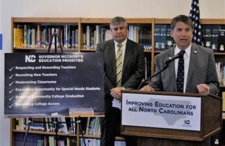 Backlash grows over North Carolina LGBT discrimination law