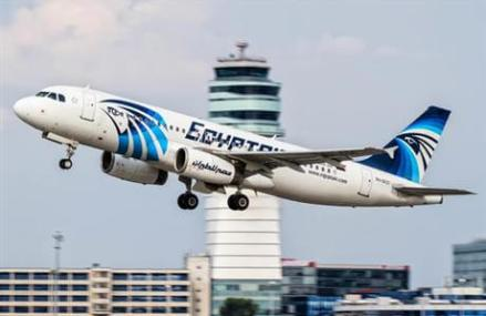Egyptian plane with 66 aboard crashes; terrorism suspected