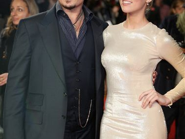 Johnny Depp's wife files for divorce in Los Angeles