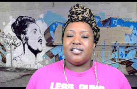 Cascade Media's Serenity recites her poem Significant