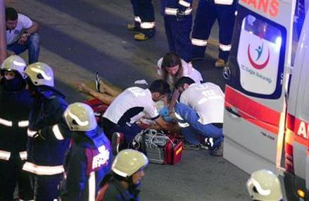 41 dead in Istanbul airport attack; Turkish govt blames IS