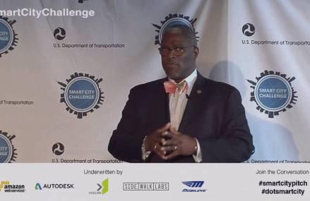 Smart City Challenge Final Pitch