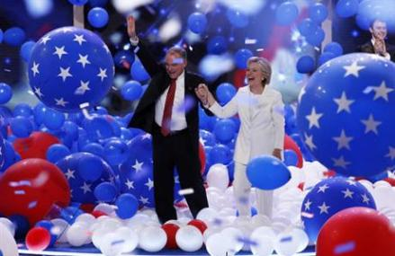 Clinton to nation: It's a 'moment of reckoning'
