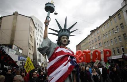 German economy minister says E U-US trade talks have failed