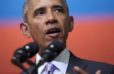 Obama vows to work to tighten sanctions on North Korea