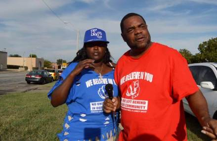 "CMG street team interviews ""We Believe in You"" productions"