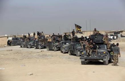 Retaking Mosul: Iraqi forces most complex anti-IS operation
