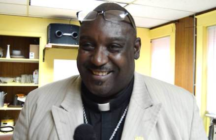 interview Bishop Tony Caldwell
