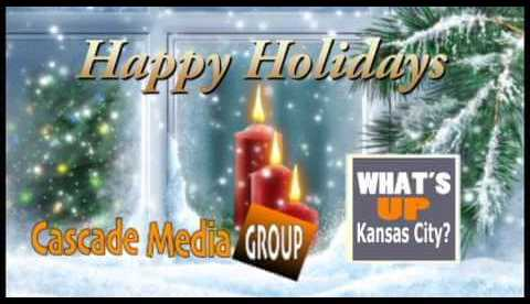 Happy Holidays whats Up Kansas City