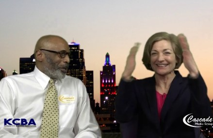 Interview with Pattie Mansur vice chair of the KCPS Board