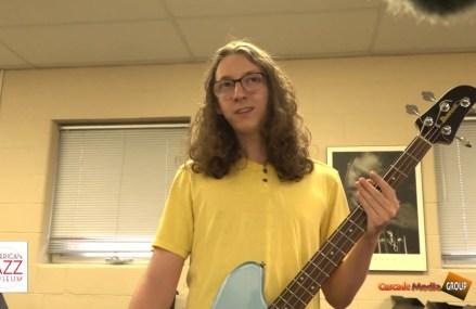 Ian Rider Bass Player A Member Of The Kansas City American Jazz Musem Advanced Combo