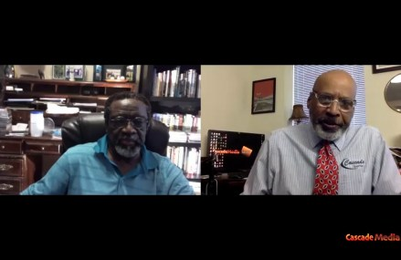 Conversation With Cascade Media Group Founder Carlos Nelson Sr. Discussing Issues That Affect The African American Community With Mickey Dean