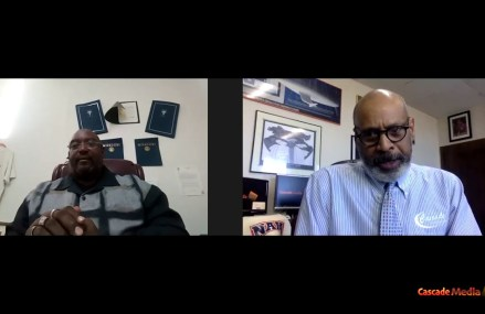 Interview with Bishop Tony Caldwell Retired from Eternal Life Church and Family Life Center