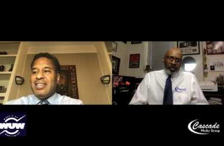 Interview with Dr. Emanuel Cleaver III Is Pastor of St. James United Methodist Church
