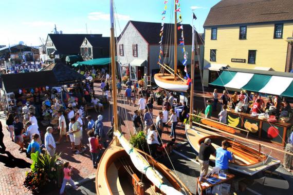 Bowens Wharf Bridgefest