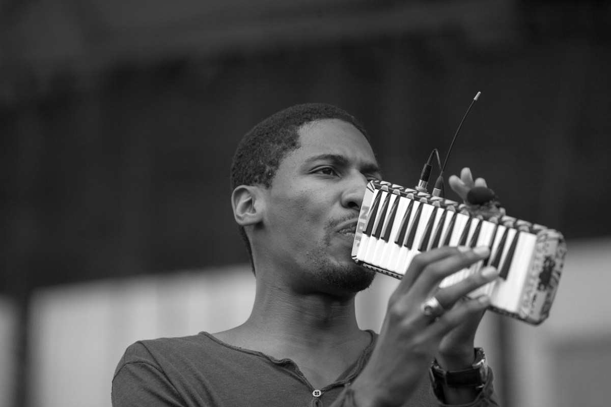 Newport Jazz Festival Jon Batiste