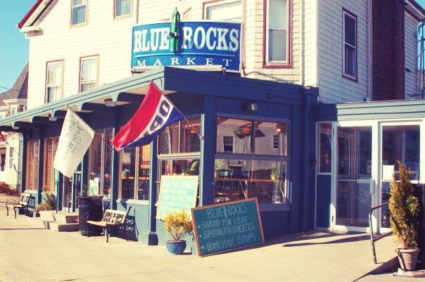 blue rocks market