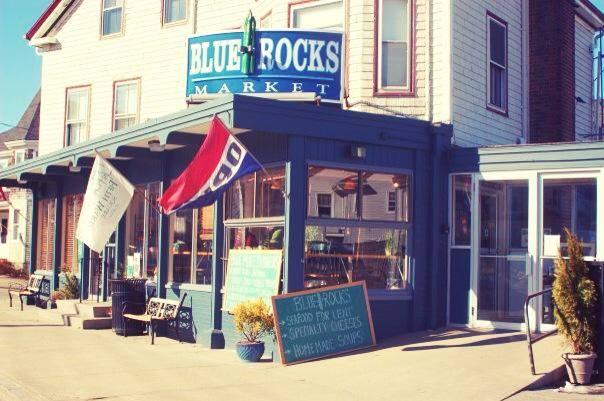 blue rocks market