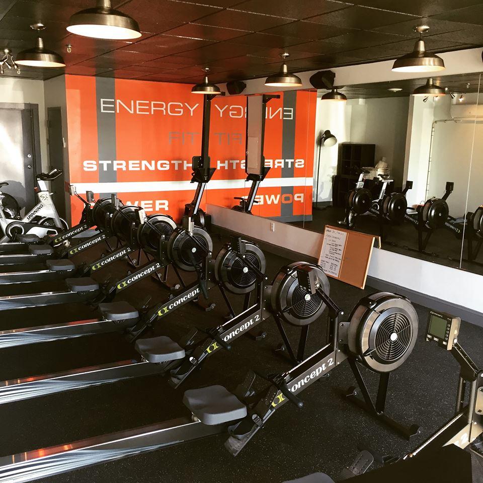 energy rowing studio