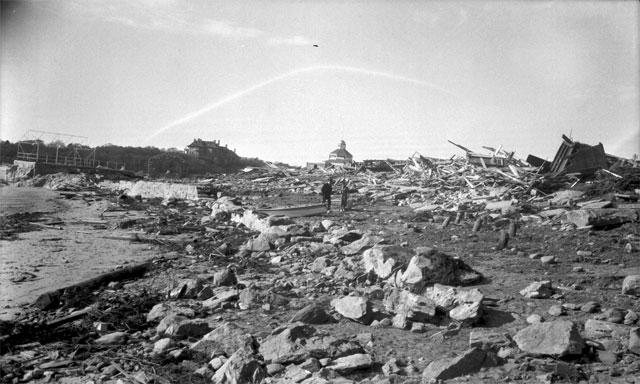 hurricane of 1938 newport ri
