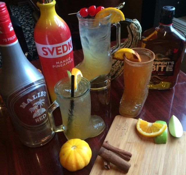 boot cocktails