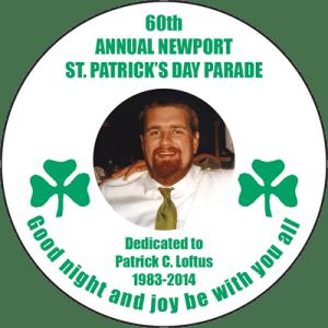 Newport Saint Patrick's Day Parade