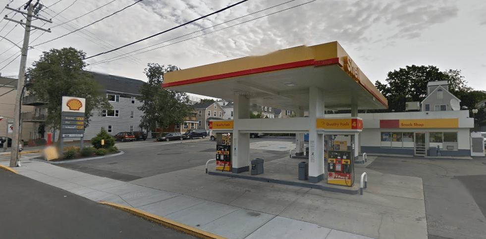 shell gas station thames street